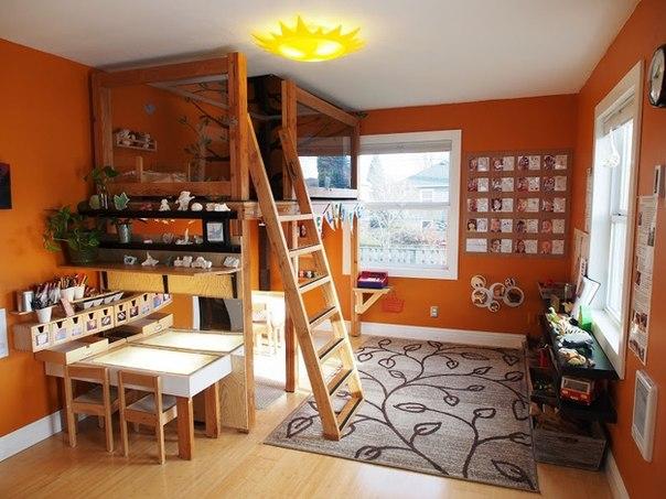 второй этаж в квартире фото